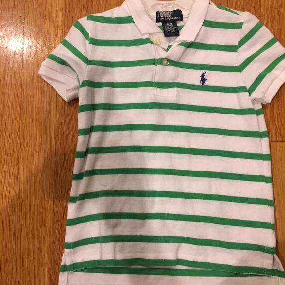 8726e419 Polo by Ralph Lauren Shirts & Tops | Polo Ralph Lauren Boys White ...